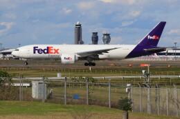 メンチカツさんが、成田国際空港で撮影したフェデックス・エクスプレス 777-FS2の航空フォト(飛行機 写真・画像)