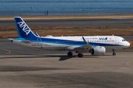 Koenig117さんが、羽田空港で撮影した全日空 A320-271Nの航空フォト(飛行機 写真・画像)