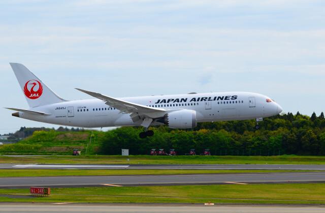Astechnoさんが、成田国際空港で撮影した日本航空 787-8 Dreamlinerの航空フォト(飛行機 写真・画像)
