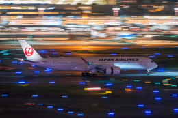 K.Sさんが、羽田空港で撮影した日本航空 A350-941の航空フォト(飛行機 写真・画像)