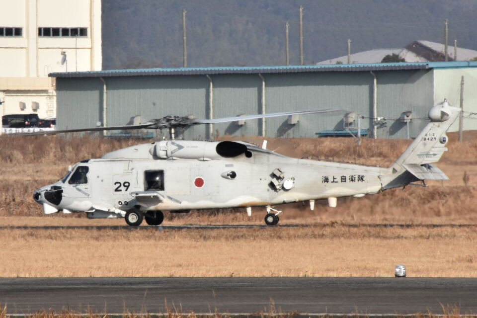 ワイエスさんの海上自衛隊 Mitsubishi SH-60K (8429) 航空フォト