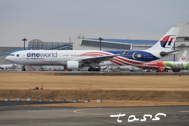 tassさんが、成田国際空港で撮影したマレーシア航空 A330-323Xの航空フォト(飛行機 写真・画像)