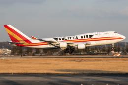 KANTO61さんが、横田基地で撮影したカリッタ エア 747-446(BCF)の航空フォト(飛行機 写真・画像)