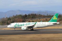 航空フォト:B-1627 春秋航空 A320