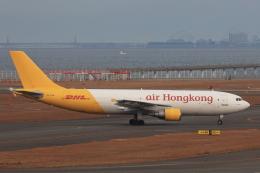 わんだーさんが、中部国際空港で撮影したエアー・ホンコン A300B4-622R(F)の航空フォト(飛行機 写真・画像)