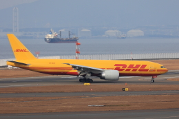 わんだーさんが、中部国際空港で撮影したDHL 777-F1Hの航空フォト(飛行機 写真・画像)