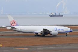 わんだーさんが、中部国際空港で撮影したチャイナエアライン 777-Fの航空フォト(飛行機 写真・画像)