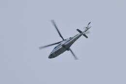 レガシィさんが、宇都宮市上空で撮影したアルファーアビエィション A109E Powerの航空フォト(飛行機 写真・画像)