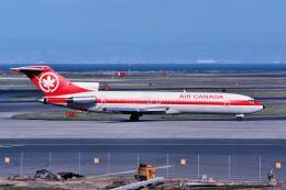 パール大山さんが、サンフランシスコ国際空港で撮影したエア・カナダ 727-233/Advの航空フォト(飛行機 写真・画像)