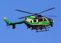 LOTUSさんが、神戸空港で撮影した兵庫県消防防災航空隊 BK117C-2の航空フォト(飛行機 写真・画像)