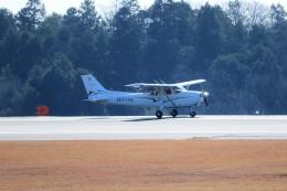 ヒロジーさんが、広島空港で撮影した学校法人ヒラタ学園 航空事業本部 172S Skyhawk SPの航空フォト(飛行機 写真・画像)