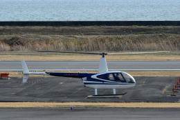 Gambardierさんが、岡南飛行場で撮影した日本法人所有 R44 Raven IIの航空フォト(飛行機 写真・画像)