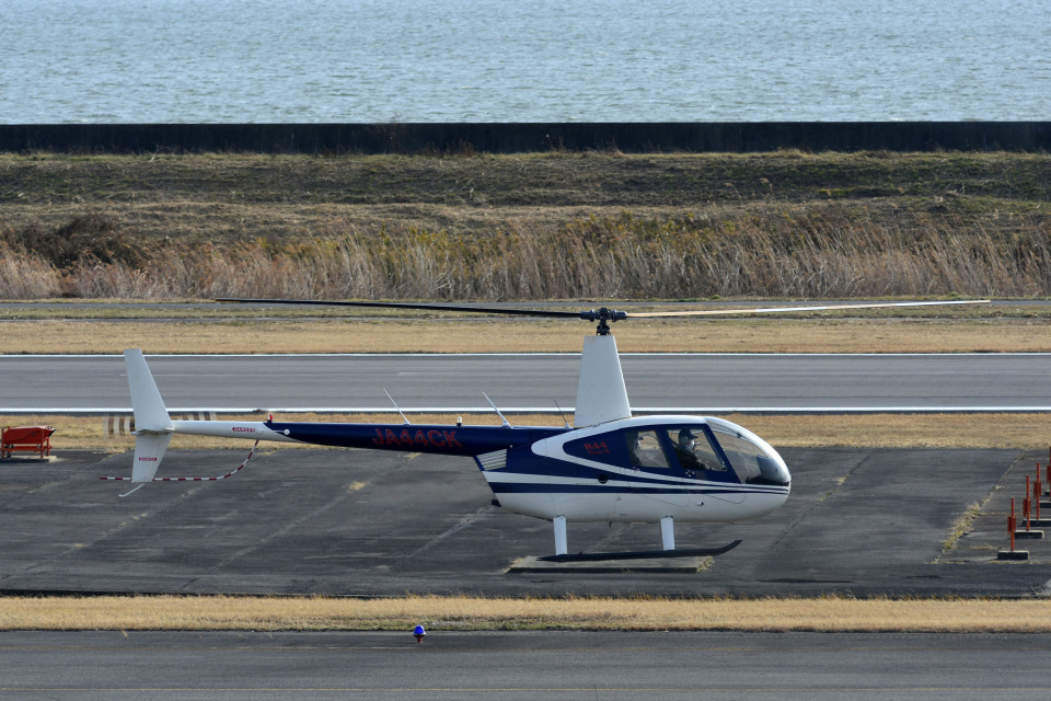 Gambardierさんの日本法人所有 Robinson R44 (JA44CK) 航空フォト
