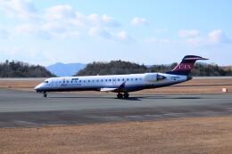 ヒロジーさんが、広島空港で撮影したアイベックスエアラインズ CL-600-2C10 Regional Jet CRJ-702の航空フォト(飛行機 写真・画像)
