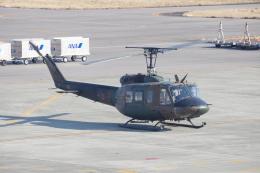 はなおさんが、高松空港で撮影した陸上自衛隊 UH-1Jの航空フォト(飛行機 写真・画像)
