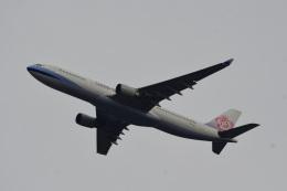 rangeroverさんが、成田国際空港で撮影したチャイナエアライン A330-302の航空フォト(飛行機 写真・画像)