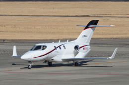 EC5Wさんが、名古屋飛行場で撮影した朝日航洋 HA-420の航空フォト(飛行機 写真・画像)