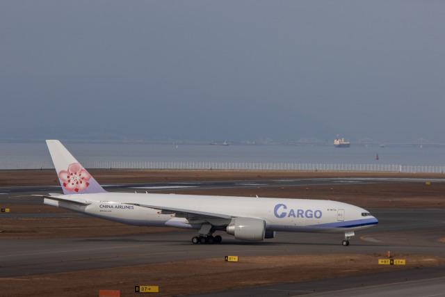 canon_leopardさんが、中部国際空港で撮影したチャイナエアライン 777-Fの航空フォト(飛行機 写真・画像)