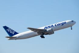 SGR RT 改さんが、成田国際空港で撮影した全日空 767-381/ER(BCF)の航空フォト(飛行機 写真・画像)