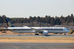 SGR RT 改さんが、成田国際空港で撮影したシンガポール航空 787-10の航空フォト(飛行機 写真・画像)