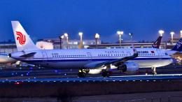 パンダさんが、成田国際空港で撮影した中国国際航空 A321-213の航空フォト(飛行機 写真・画像)