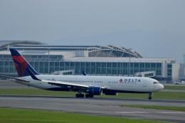 h_wajyaさんが、福岡空港で撮影したデルタ航空 767-332/ERの航空フォト(飛行機 写真・画像)
