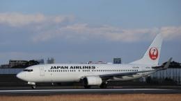 Fly Yokotayaさんが、伊丹空港で撮影した日本航空 737-846の航空フォト(飛行機 写真・画像)