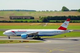ちっとろむさんが、ウィーン国際空港で撮影したオーストリア航空 777-2Z9/ERの航空フォト(飛行機 写真・画像)