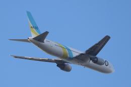 imosaさんが、羽田空港で撮影したAIR DO 767-33A/ERの航空フォト(飛行機 写真・画像)