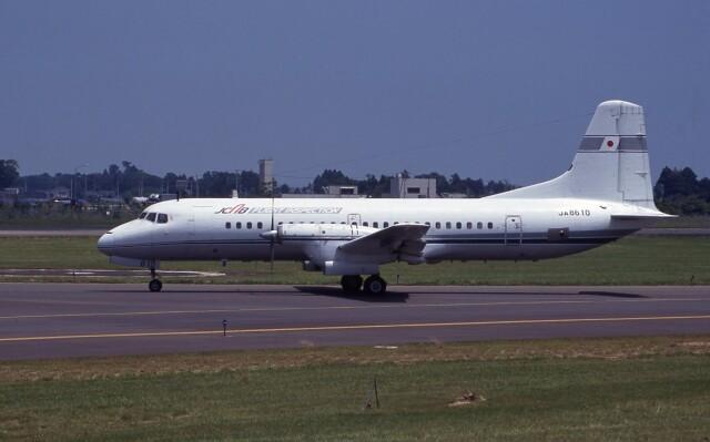 kumagorouさんが、仙台空港で撮影した国土交通省 航空局 YS-11-104の航空フォト(飛行機 写真・画像)