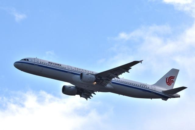 we love kixさんが、関西国際空港で撮影した中国国際航空 A321-213の航空フォト(飛行機 写真・画像)