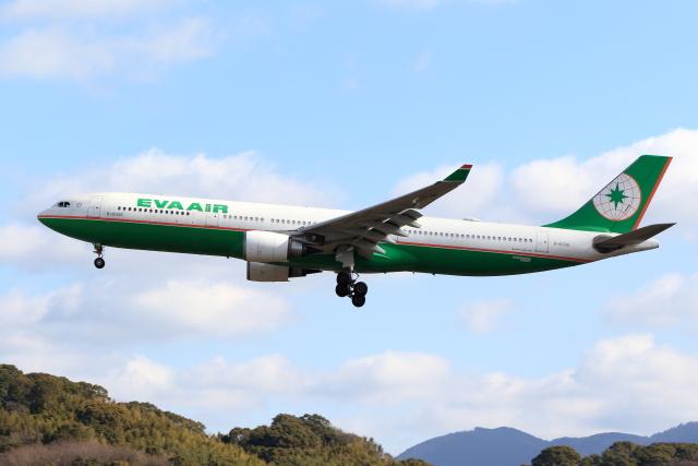 虎太郎19さんが、福岡空港で撮影したエバー航空 A330-302の航空フォト(飛行機 写真・画像)
