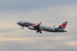 khideさんが、関西国際空港で撮影したジェットスター・ジャパン A320-232の航空フォト(飛行機 写真・画像)