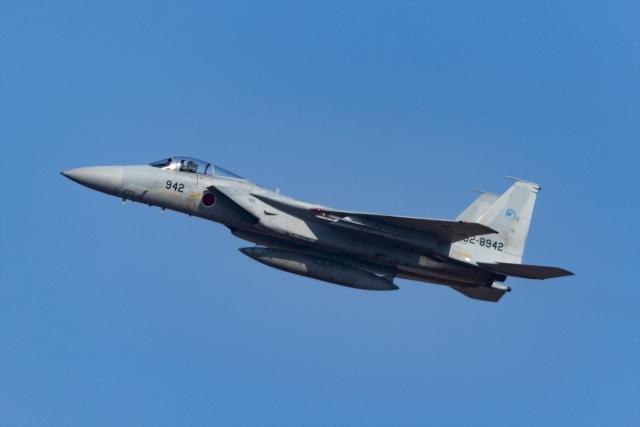 Mochi7D2さんが、岐阜基地で撮影した航空自衛隊 F-15J Kai Eagleの航空フォト(飛行機 写真・画像)