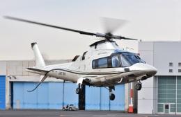 Soraya_Projectさんが、東京ヘリポートで撮影した日本法人所有 A109E Powerの航空フォト(飛行機 写真・画像)