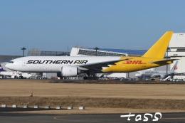 tassさんが、成田国際空港で撮影したサザン・エア 777-FZBの航空フォト(飛行機 写真・画像)