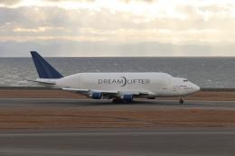 JA1118Dさんが、中部国際空港で撮影したボーイング 747-4H6(LCF) Dreamlifterの航空フォト(飛行機 写真・画像)
