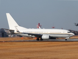 FT51ANさんが、厚木飛行場で撮影したアメリカ海軍 C-40A Clipper (737-7AFC)の航空フォト(飛行機 写真・画像)