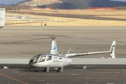 航空フォト:JA01CE オートパンサー R66