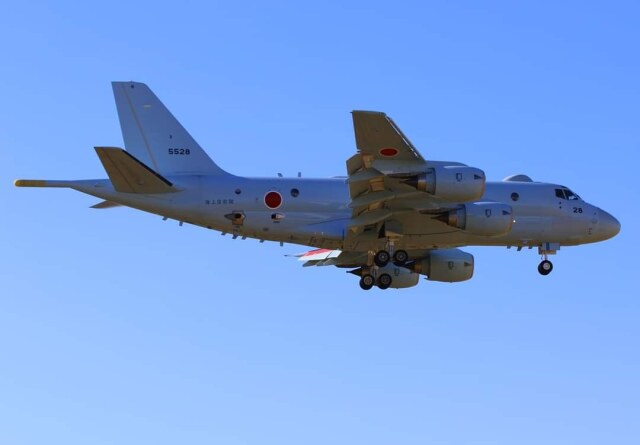 VICTER8929さんが、厚木飛行場で撮影した海上自衛隊 P-1の航空フォト(飛行機 写真・画像)