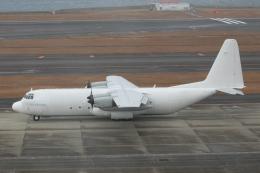 じゃりんこさんが、中部国際空港で撮影したリンデン・エアカーゴ C-130 Herculesの航空フォト(飛行機 写真・画像)