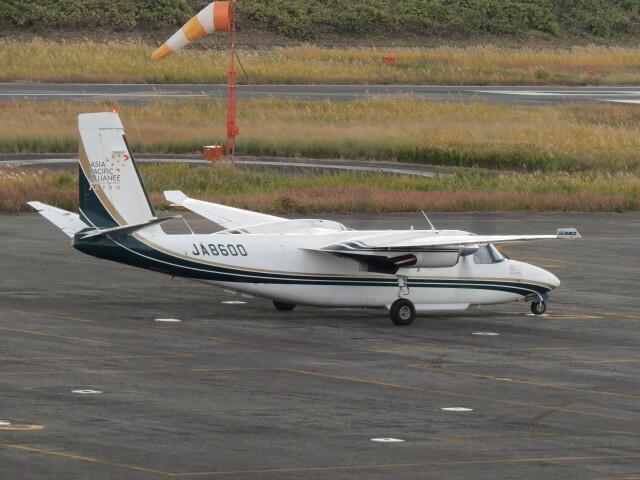 F.YUKIHIDEさんが、岡南飛行場で撮影した日本個人所有 695 Jetprop 980の航空フォト(飛行機 写真・画像)