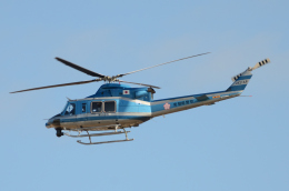 EC5Wさんが、名古屋飛行場で撮影した愛知県警察 412EPの航空フォト(飛行機 写真・画像)
