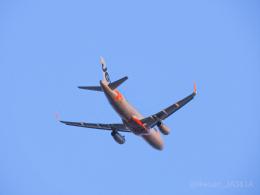 池さん@JA381Aさんが、成田国際空港で撮影したジェットスター・ジャパン A320-232の航空フォト(飛行機 写真・画像)