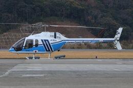 korosukeさんが、南紀白浜空港で撮影した海上保安庁 505 Jet Ranger Xの航空フォト(飛行機 写真・画像)