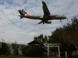G-BNLYさんが、成田国際空港で撮影したジェットスター・ジャパン A320-232の航空フォト(飛行機 写真・画像)