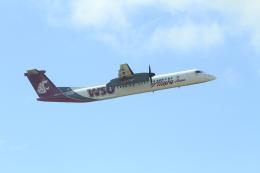 G-BNLYさんが、シアトル タコマ国際空港で撮影したホライゾン航空 DHC-8-202Q Dash 8の航空フォト(飛行機 写真・画像)