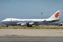 きんめいさんが、関西国際空港で撮影した中国国際貨運航空 747-412F/SCDの航空フォト(飛行機 写真・画像)