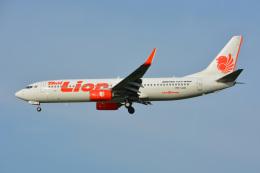 SKY☆101さんが、福岡空港で撮影したタイ・ライオン・エア 737-8GPの航空フォト(飛行機 写真・画像)