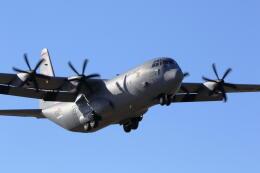 バイクオヤジさんが、厚木飛行場で撮影したアメリカ空軍 C-130J-30 Herculesの航空フォト(飛行機 写真・画像)